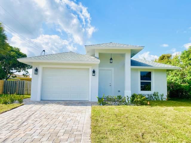 3805 Russell Avenue, West Palm Beach, FL 33405 (MLS #RX-10676242) :: Laurie Finkelstein Reader Team