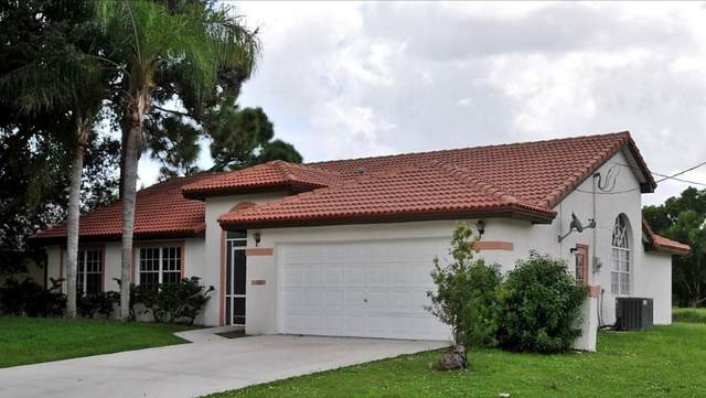 102 NE Twylite Terrace, Port Saint Lucie, FL 34953 (MLS #RX-10676286) :: THE BANNON GROUP at RE/MAX CONSULTANTS REALTY I