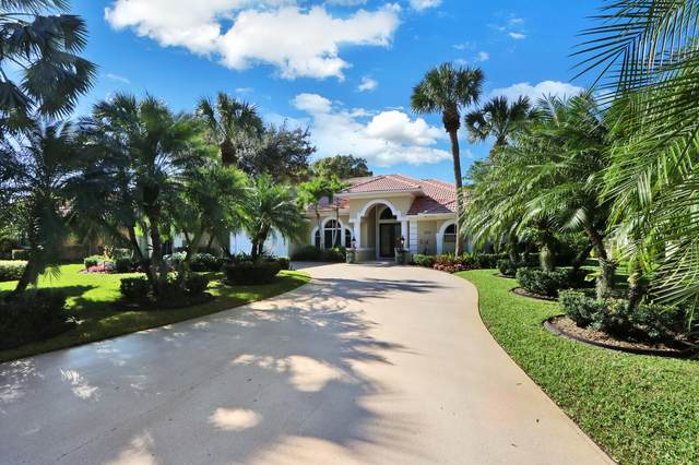 8209 Kiawah Trace, Port Saint Lucie, FL 34986 (MLS #RX-10676334) :: Laurie Finkelstein Reader Team