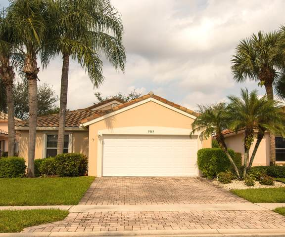 5085 Corbel Lake Way, Boynton Beach, FL 33437 (MLS #RX-10676366) :: Miami Villa Group