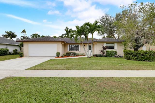 1333 Niantic Terrace, Wellington, FL 33414 (MLS #RX-10676399) :: THE BANNON GROUP at RE/MAX CONSULTANTS REALTY I