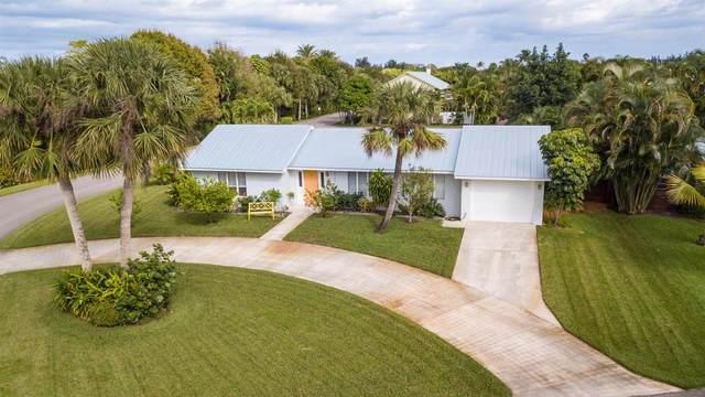 9165 SE Yacht Club Circle SW, Hobe Sound, FL 33455 (MLS #RX-10676410) :: Miami Villa Group