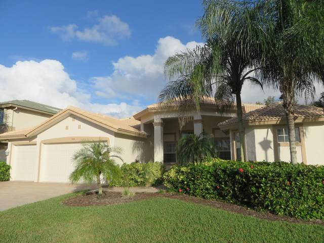 11905 Osprey Point Circle, Wellington, FL 33449 (MLS #RX-10676411) :: THE BANNON GROUP at RE/MAX CONSULTANTS REALTY I