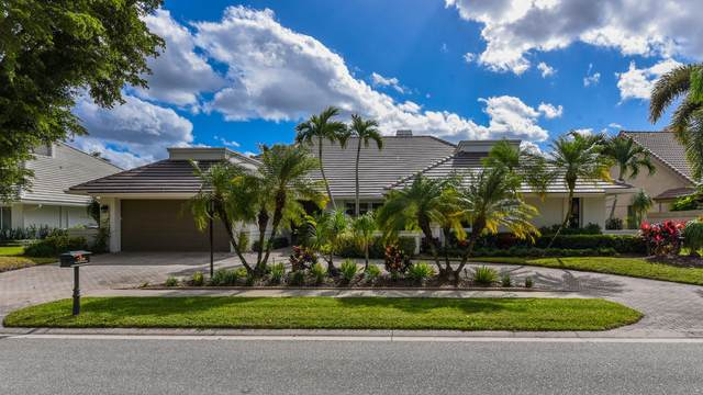 7508 Mandarin Drive, Boca Raton, FL 33433 (MLS #RX-10676413) :: THE BANNON GROUP at RE/MAX CONSULTANTS REALTY I