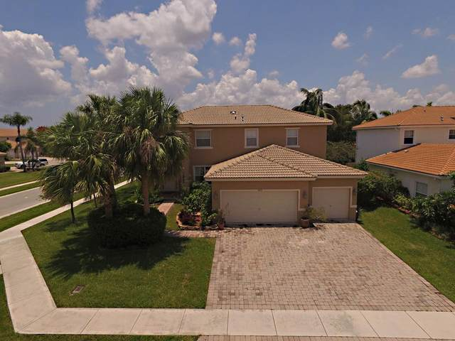 6752 Kaleb Way, Lake Worth, FL 33467 (MLS #RX-10676509) :: Miami Villa Group