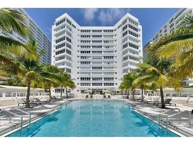 5005 Collins Avenue #422, Miami Beach, FL 33140 (MLS #RX-10676676) :: Berkshire Hathaway HomeServices EWM Realty