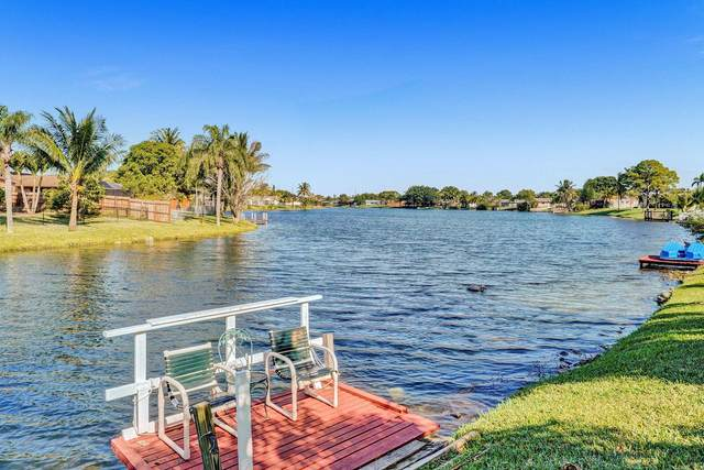 2689 SW 14th Court, Deerfield Beach, FL 33442 (MLS #RX-10676729) :: THE BANNON GROUP at RE/MAX CONSULTANTS REALTY I