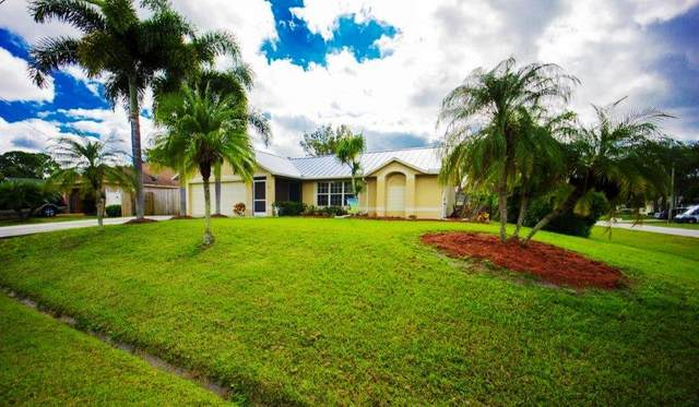 634 SW Sansom Lane, Port Saint Lucie, FL 34953 (MLS #RX-10676741) :: Miami Villa Group
