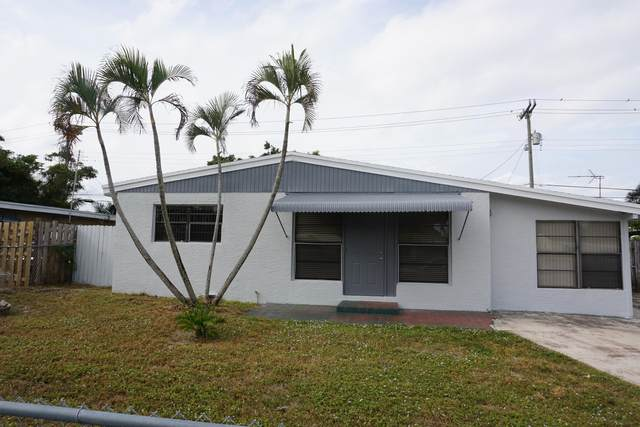 443 Seminole Drive, Lake Worth, FL 33462 (MLS #RX-10676747) :: THE BANNON GROUP at RE/MAX CONSULTANTS REALTY I