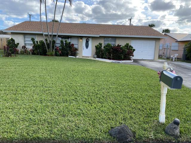 1916 Yellow Brick Road, Lake Worth, FL 33462 (MLS #RX-10676793) :: THE BANNON GROUP at RE/MAX CONSULTANTS REALTY I