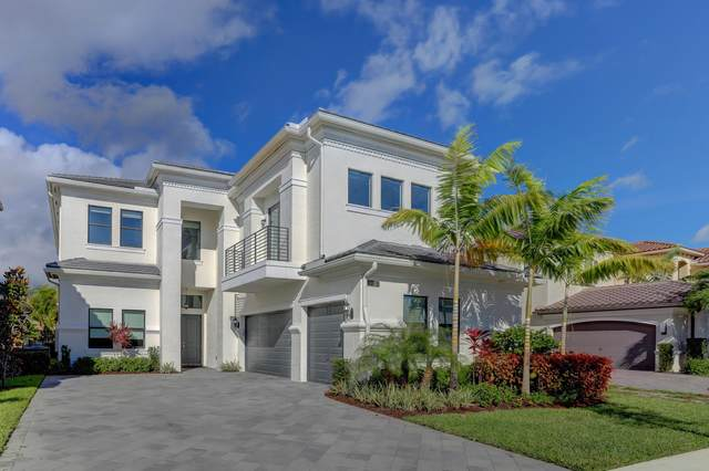 9807 Vitrail Lane, Delray Beach, FL 33446 (MLS #RX-10676800) :: Miami Villa Group