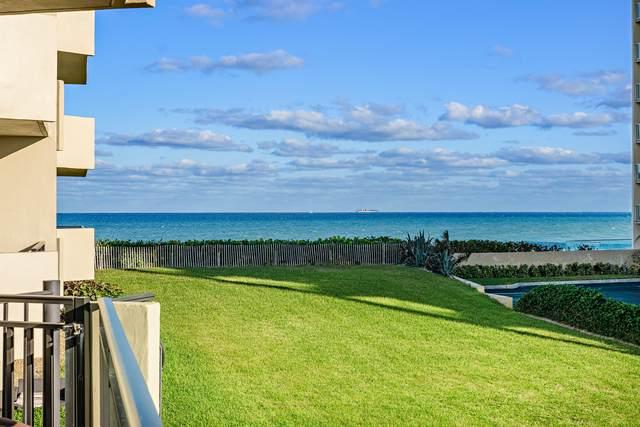 5460 N Ocean Drive 1-C, Riviera Beach, FL 33404 (#RX-10676812) :: Baron Real Estate