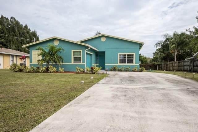 735 SW Curtis Street, Port Saint Lucie, FL 34983 (MLS #RX-10676852) :: Miami Villa Group