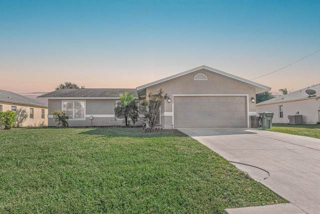 2322 SE Maslan Avenue, Port Saint Lucie, FL 34952 (MLS #RX-10676861) :: THE BANNON GROUP at RE/MAX CONSULTANTS REALTY I
