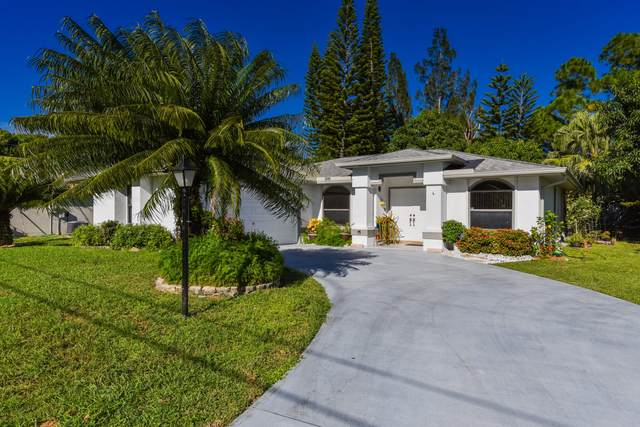 317 NW Concord Drive, Port Saint Lucie, FL 34983 (MLS #RX-10676882) :: THE BANNON GROUP at RE/MAX CONSULTANTS REALTY I