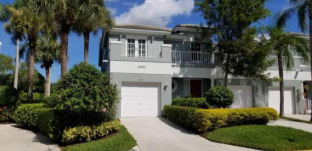 10303 N Andover Coach Lane A1, Lake Worth, FL 33449 (#RX-10676908) :: The Rizzuto Woodman Team