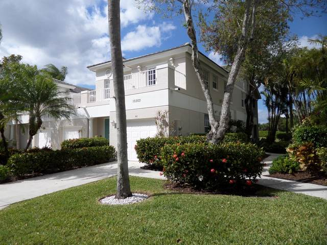 10303 N Andover Coach Lane A2, Lake Worth, FL 33449 (#RX-10676916) :: The Rizzuto Woodman Team