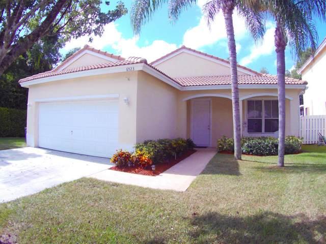6523 Spring Meadow Drive, Greenacres, FL 33413 (MLS #RX-10676930) :: Berkshire Hathaway HomeServices EWM Realty