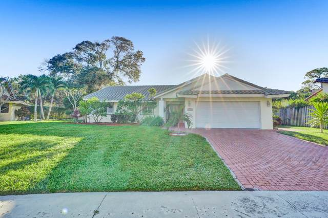 2422 NW 29th Road, Boca Raton, FL 33431 (MLS #RX-10676943) :: THE BANNON GROUP at RE/MAX CONSULTANTS REALTY I