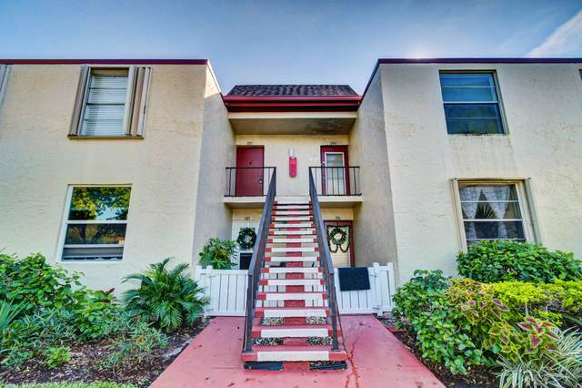 18 Willowbrook Lane #205, Delray Beach, FL 33446 (#RX-10676950) :: The Power of 2 | Century 21 Tenace Realty