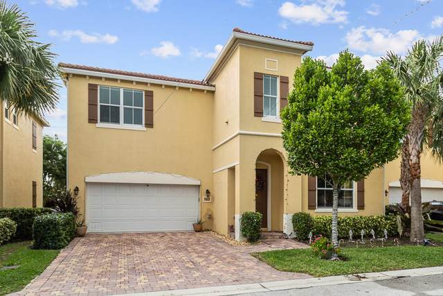 3663 Wolf Run Lane, Boynton Beach, FL 33435 (MLS #RX-10676971) :: THE BANNON GROUP at RE/MAX CONSULTANTS REALTY I