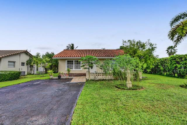 9703 NW 70th Court S, Tamarac, FL 33321 (MLS #RX-10676976) :: THE BANNON GROUP at RE/MAX CONSULTANTS REALTY I