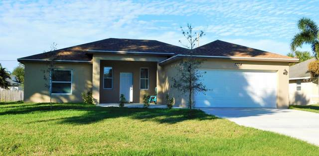 7704 Citrus Park Boulevard, Fort Pierce, FL 34951 (MLS #RX-10677054) :: Laurie Finkelstein Reader Team