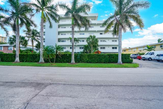 3212 NE 12th Street #402, Pompano Beach, FL 33062 (#RX-10677062) :: Signature International Real Estate