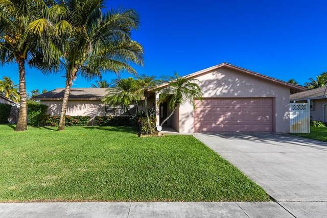 181 Bobwhite Road, Royal Palm Beach, FL 33411 (MLS #RX-10677104) :: Laurie Finkelstein Reader Team