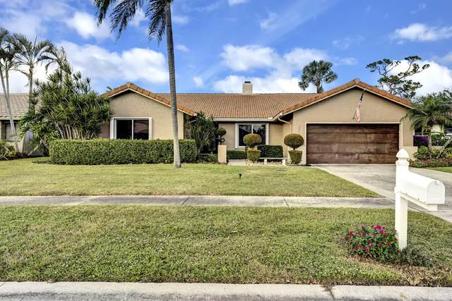 5837 Vista Linda Lane, Boca Raton, FL 33433 (MLS #RX-10677109) :: THE BANNON GROUP at RE/MAX CONSULTANTS REALTY I