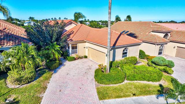 6301 Evian Place Place, Boynton Beach, FL 33437 (MLS #RX-10677161) :: Miami Villa Group