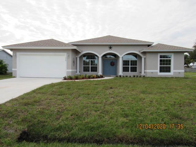 126 NW Heather Street, Port Saint Lucie, FL 34983 (MLS #RX-10677213) :: Miami Villa Group