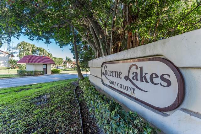 7257 Golf Colony Court #203, Lake Worth, FL 33467 (#RX-10677260) :: Signature International Real Estate
