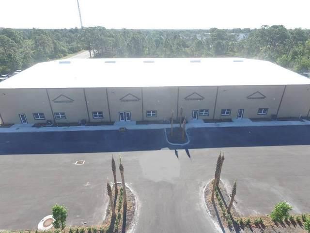751 NW Enterprise Drive #103, Port Saint Lucie, FL 34986 (#RX-10677300) :: Baron Real Estate