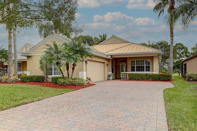 3469 NW Royal Oak Drive, Jensen Beach, FL 34957 (MLS #RX-10677333) :: THE BANNON GROUP at RE/MAX CONSULTANTS REALTY I