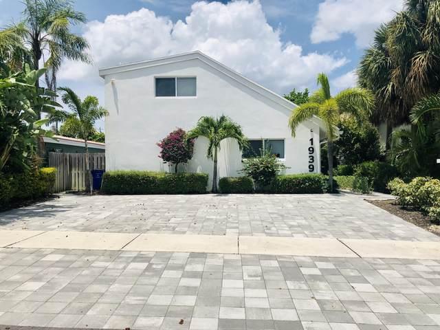 1939 NE 5th Street A, Deerfield Beach, FL 33441 (#RX-10677334) :: Posh Properties