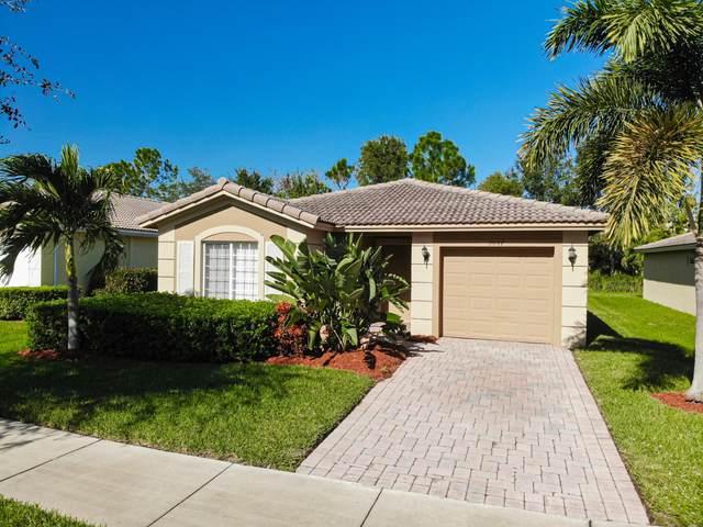 2037 SW Marblehead Way, Port Saint Lucie, FL 34953 (MLS #RX-10677342) :: Miami Villa Group