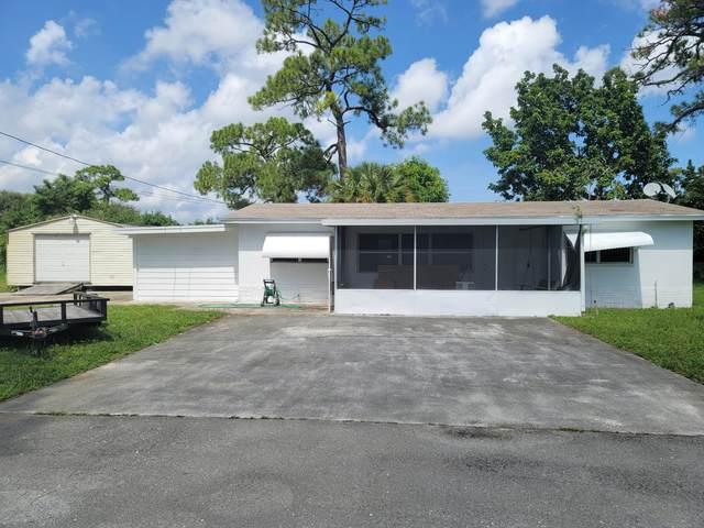 4061 George Lane, West Palm Beach, FL 33406 (MLS #RX-10677414) :: Laurie Finkelstein Reader Team