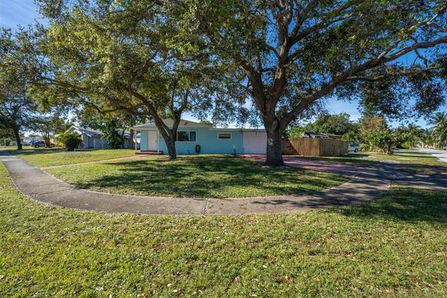 1015 S 14th Street, Lantana, FL 33462 (MLS #RX-10677415) :: THE BANNON GROUP at RE/MAX CONSULTANTS REALTY I