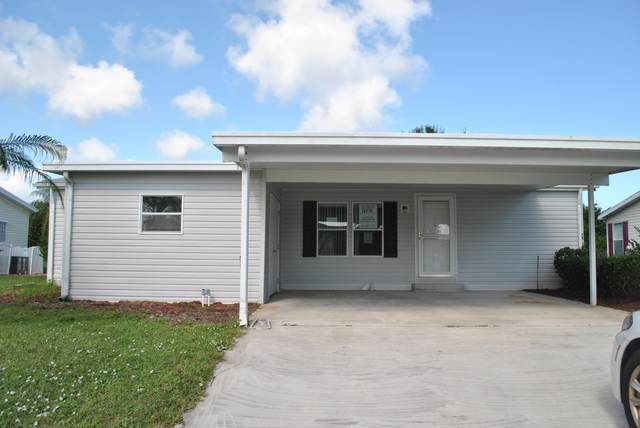 7813 Horned Lark Circle, Port Saint Lucie, FL 34952 (#RX-10677419) :: Real Treasure Coast