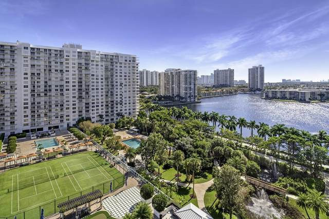 2801 NE 183rd Street 1402W, Aventura, FL 33160 (#RX-10677431) :: Signature International Real Estate