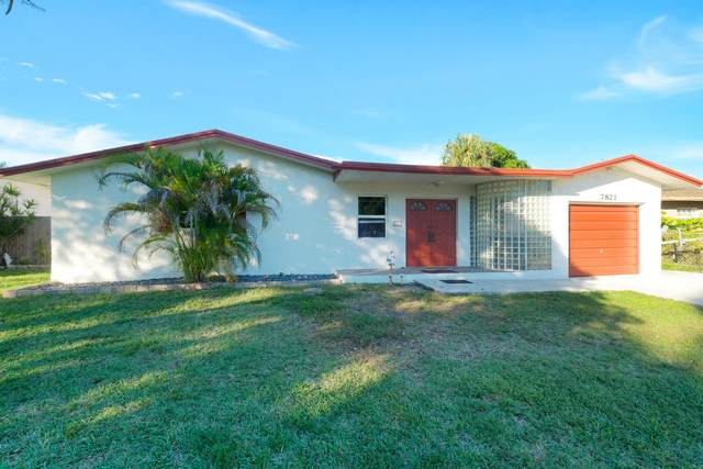 7821 NW 46th Street, Lauderhill, FL 33351 (MLS #RX-10677443) :: THE BANNON GROUP at RE/MAX CONSULTANTS REALTY I