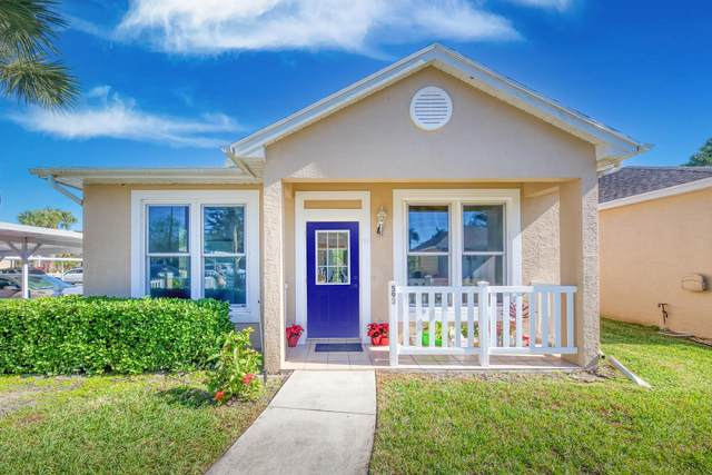 593 NW San Remo Circle, Port Saint Lucie, FL 34986 (MLS #RX-10677515) :: Miami Villa Group