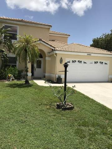 1984 White Coral Way, Wellington, FL 33414 (MLS #RX-10677517) :: THE BANNON GROUP at RE/MAX CONSULTANTS REALTY I