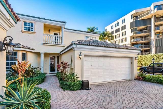 1153 Hillsboro Mile 4-A, Hillsboro Beach, FL 33062 (MLS #RX-10677534) :: Berkshire Hathaway HomeServices EWM Realty
