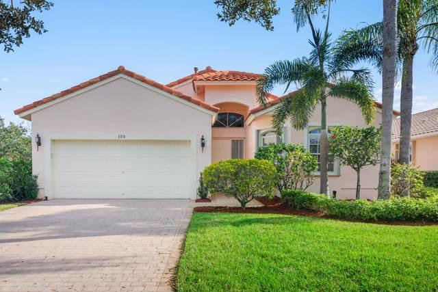 390 NW Toscane Trail, Port Saint Lucie, FL 34986 (MLS #RX-10677586) :: Miami Villa Group