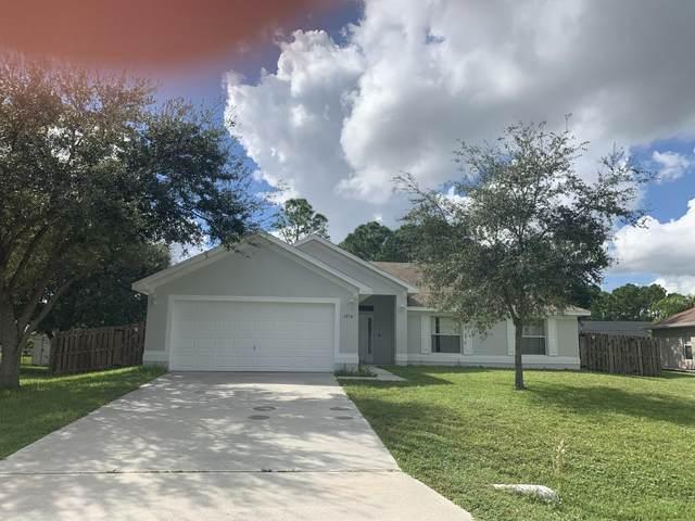1210 Campo Avenue NW, Palm Bay, FL 32907 (MLS #RX-10677588) :: Berkshire Hathaway HomeServices EWM Realty