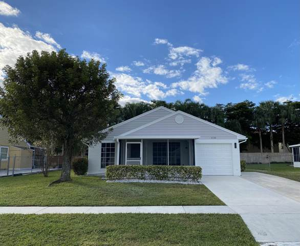 1136 Grandview Circle, Royal Palm Beach, FL 33411 (MLS #RX-10677605) :: THE BANNON GROUP at RE/MAX CONSULTANTS REALTY I