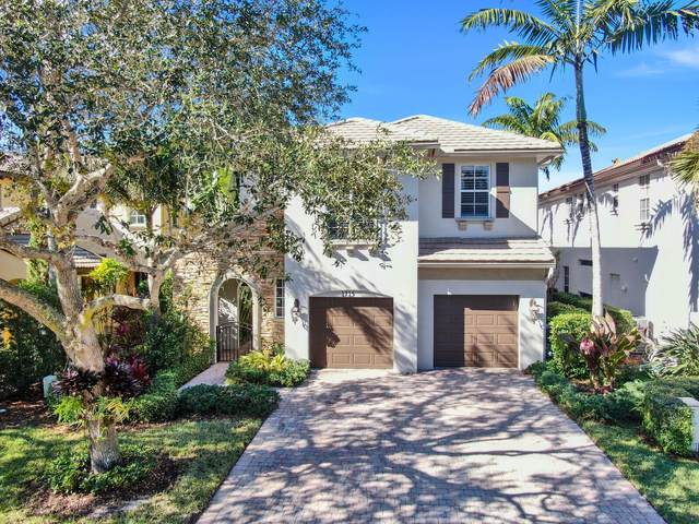 1715 Nature Court, Palm Beach Gardens, FL 33410 (MLS #RX-10677617) :: THE BANNON GROUP at RE/MAX CONSULTANTS REALTY I