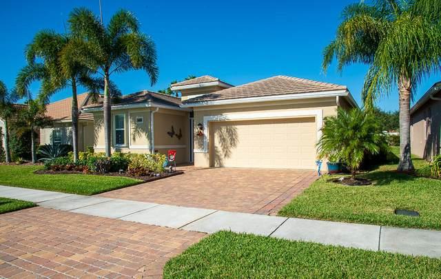 11606 SW Rowena Street, Port Saint Lucie, FL 34987 (MLS #RX-10677645) :: Laurie Finkelstein Reader Team